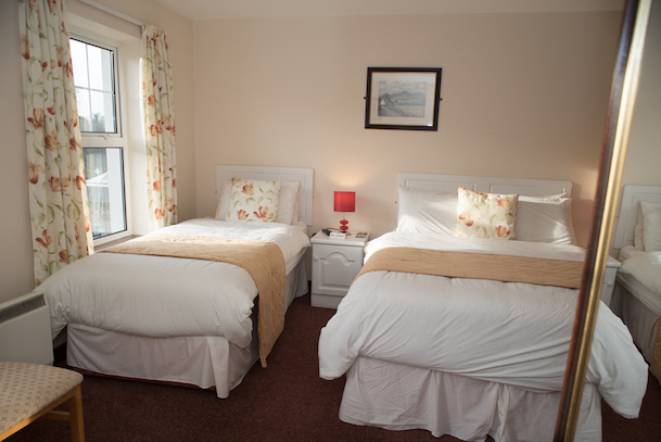 Comfortable and Spacious Accommodation